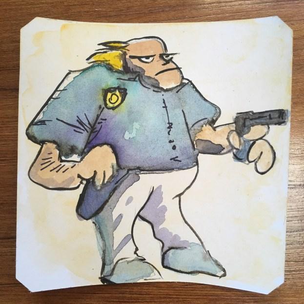 E-Swat Cop