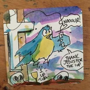 More Castlevania- Macaw