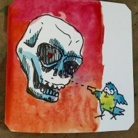 Macaw45- D' Skull for PC-88