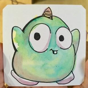 Aquas Mr Gimmick!