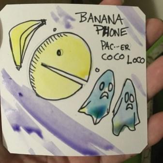 Coco loco banana phone @LordBBH