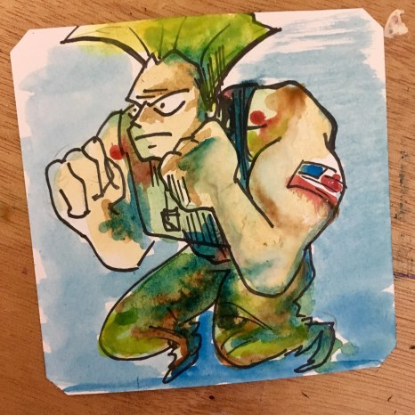 Everything's better with Guile Music @LordBBH