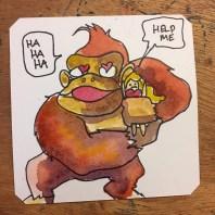Donkey Kong Hijinks