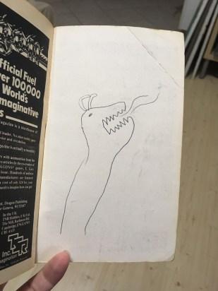 Grade 1 Pov Dragon Dank Art