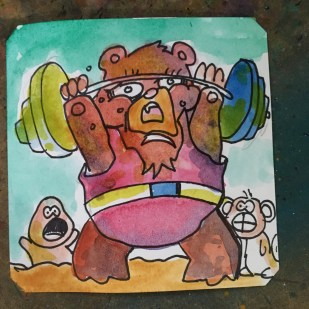 Quit monkeying around! Monkey Mole Panic @LordBBH