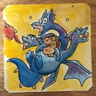 DRAGGO!! Dragon Saber @LordBBH