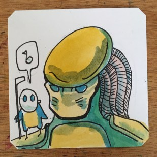Dangerous Predators! Alien Vs Predator @Macaw45