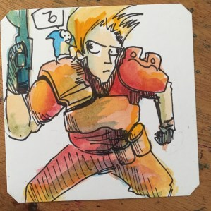 Fortress of Rage aka Logic Bomb for SNES @Macaw45