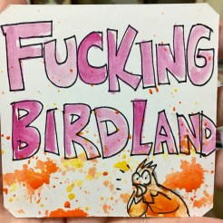 Fucking Birdland @LordBBH