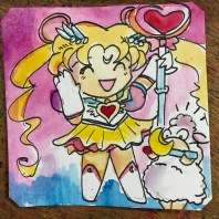 In the name of the moon I will punish you! Quiz Bisyoujo Shenshi Sailor Moon @Lordbbh