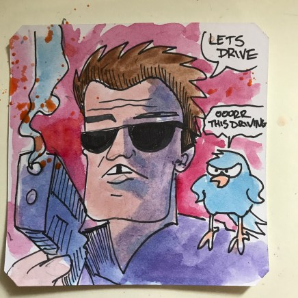 Terminator 2 on Sega Genesis @Macaw45