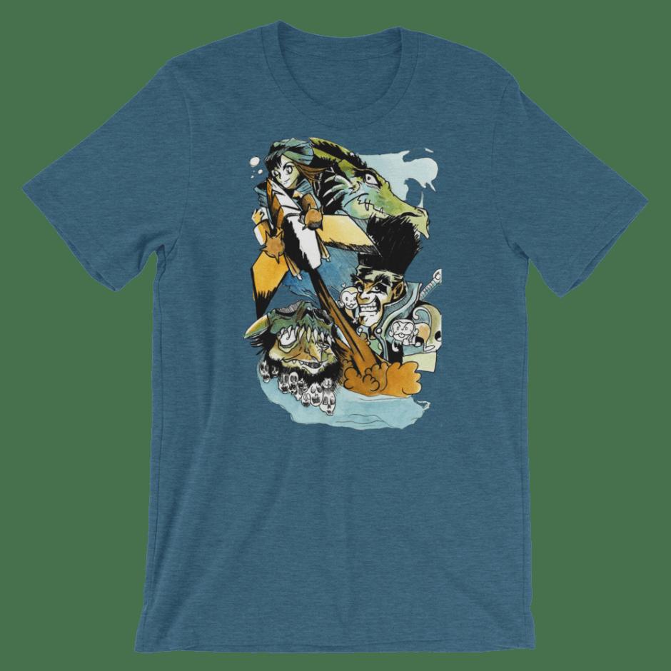 La Calice Cup Shirt