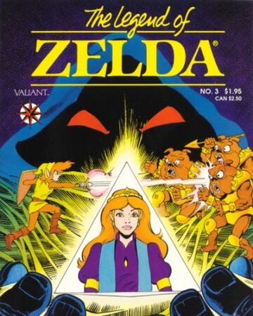 The Legend of Zelda Vol 1 3 Following classic gaming