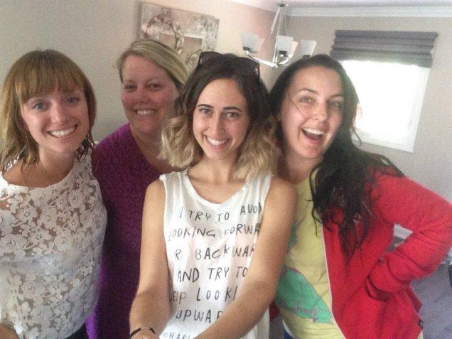 My girl crew