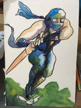 Bird Boost Ninja Gaiden @Aqy