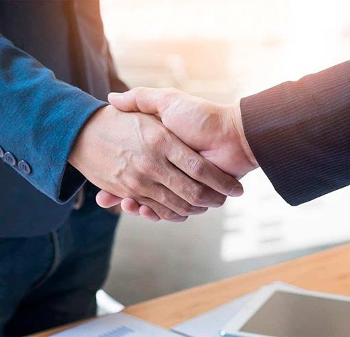 Agentes inmobiliarios exitosos