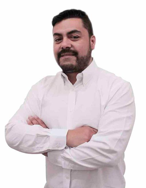 Boris Toledo Corredor de propiedades GP