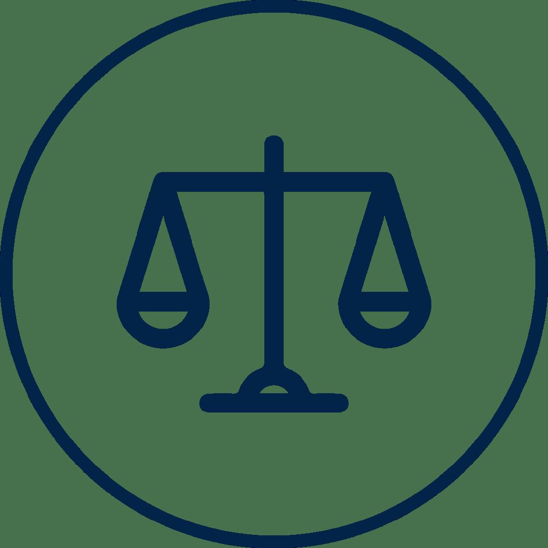 Ícono soporte jurídico GP