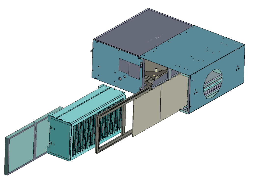 Air Exhanger using APART Technology