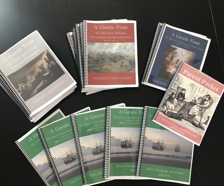 A Gentle Feast Curriculum Review 2