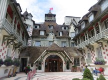 Hotel Normandy Deauville France