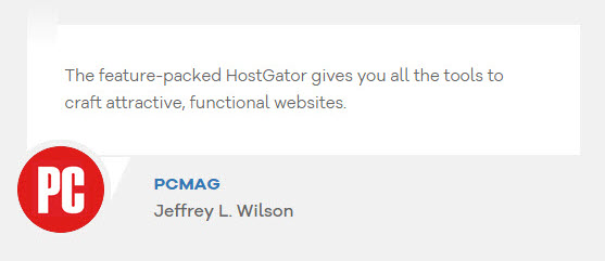 HostGatorTestimonial10 - HostGator Web Hosting Review