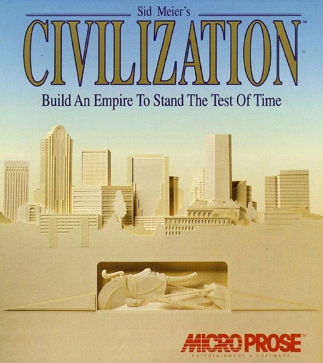 Image result for civilization 1 box