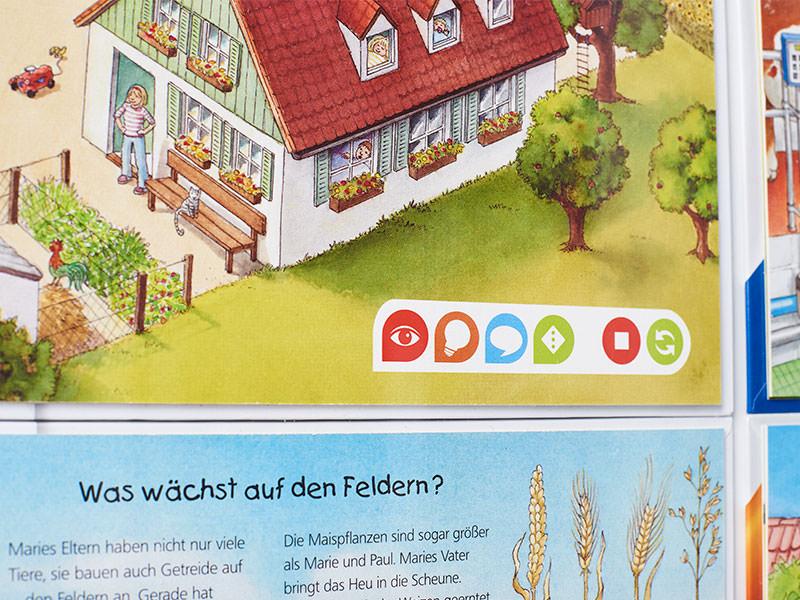 Ravensburger Spielelement - Tiptoi - Entdecke den Bauernhof