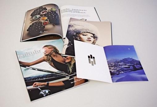 Awards: Kundenmagazin Kultur von Huber Jewellery Lifestyle