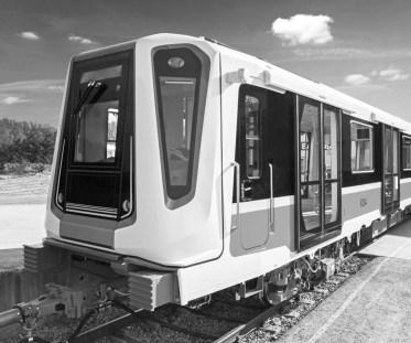 Die neue, leichte Metro Inspiro von Siemens Österreich spart 30 Prozent Energie ein. © Siemens AG