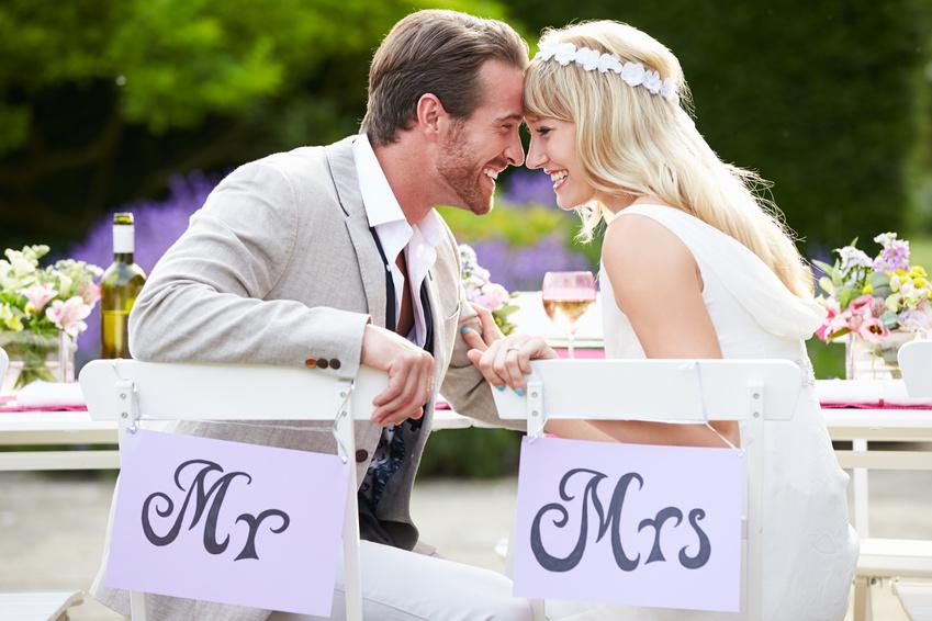 Heirat in Dänemark