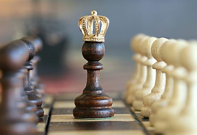 könig für die Königin