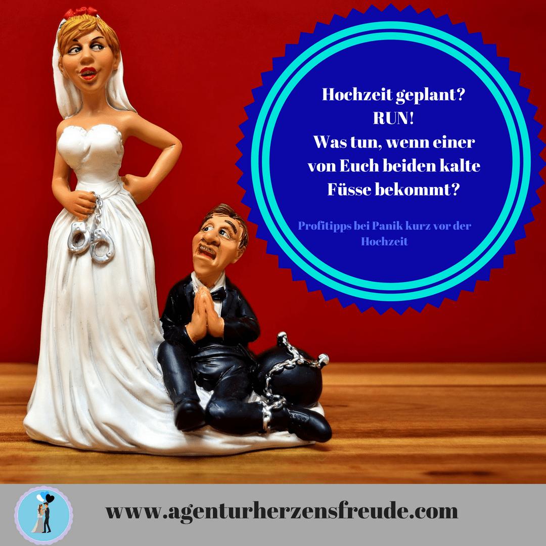 Hochzeit Geplant Run Was Tun Wenn Einer Von Euch Beiden Kalte Fusse Bekommt Heiraten In Danemark