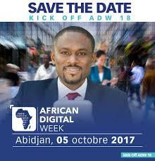 Kick Off African Digital Week ADW 2018