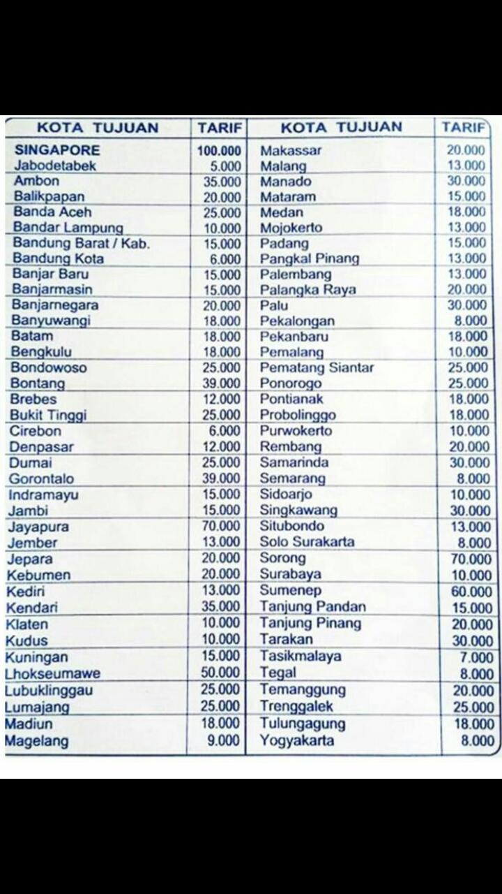 Promo - Wahana Prestasi Logistik | Wahana.com