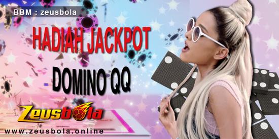 Cara Mendapatkan Hadiah Jackpot Domino QQ