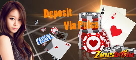 Situs Agen Poker Online Deposit Pulsa