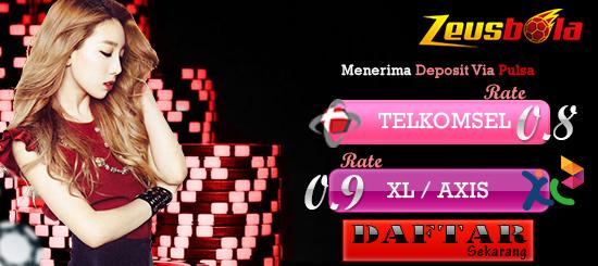 Bandar Poker Depo Pulsa Indonesia Terpercaya 2019