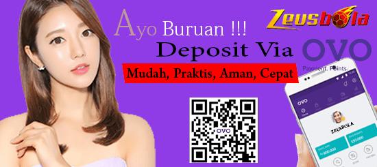 Deposit Judi Via OvoPay