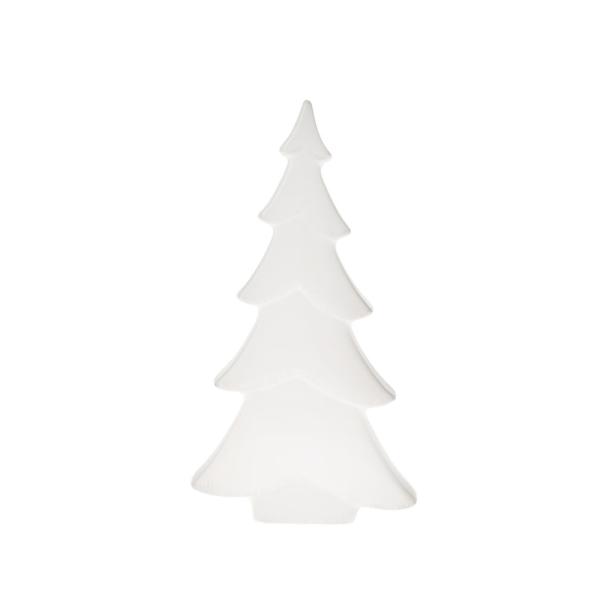 Brad ceramic alb