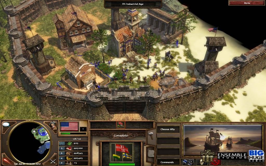 Improvement Mod - Age of Empires 3 / Эпоха империй 3