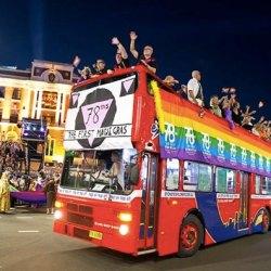 酷新聞:澳洲同志遊行 50萬人狂歡 總理不顧反對參加獲好評