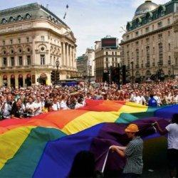酷新聞:倫敦粉紅櫃活動 催生首座同志博物館