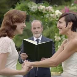 酷新闻:珠宝广告出现女同志婚礼 美国护家团体扬言抵制