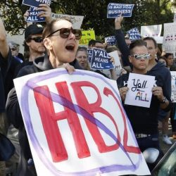 酷新聞:北卡因反同法案 估計已損失四億美金