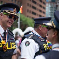 酷新聞:多倫多同志大遊行 警方不得群體穿制服參與