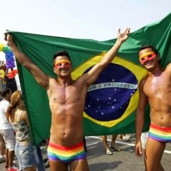 酷新闻:巴西每25小时就有一名LGBT遭杀害