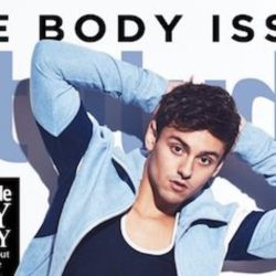 酷新聞:湯姆戴利登同志雜誌封面「希望大家別只看我的胴體」