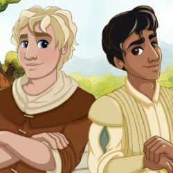 酷新闻:新西兰同志童书 王子与农场男孩的爱情故事