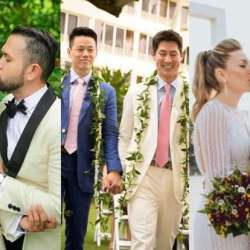 酷影音:同志歌手新MV  放送8組同志婚禮幸福洋溢